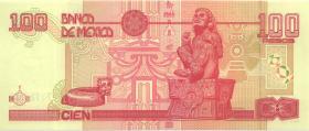 Mexiko / Mexico P.124l 100 Pesos 3.5.2010 (1)