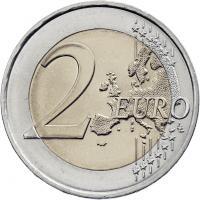 Monaco 2 Euro 2019 Kursmünze