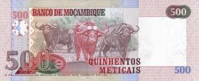 Mozambique P.147 500 Meticais 2006 (1)