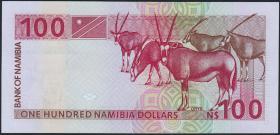 Namibia P.03 100 Dollars (1993) (1)