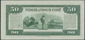 Ndl. Indien / Netherlands Indies P.116 50 Gulden 1943 (2)