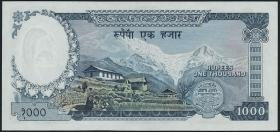 Nepal P.21 1000 Rupien (1972) (1/1-)