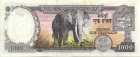 Nepal P.36c 1000 Rupien (1996) (1)