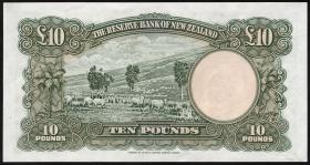 Neuseeland / New Zealand P.161 10 Pounds (1956-60) (1/1-)