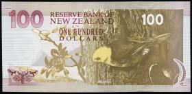 Neuseeland / New Zealand P.181 100 Dollars (1992) (1)