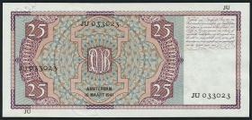 Niederlande / Netherlands P.050 25 Gulden 1941 (1)
