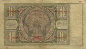 Niederlande / Netherlands P.051a 100 Gulden 1930 (3)