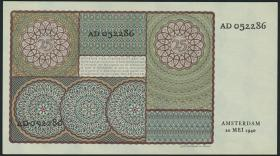 Niederlande / Netherlands P.057 25 Gulden 1940 (1/1-)