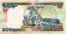 Nigeria P.29f 200 Naira 2007 (1)