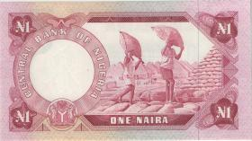 Nigeria P.15a 1 Naira (1973-78) (1)