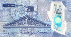 Nordirland / Northern Ireland P.neu 20 Pounds 2019 Polymer (1)
