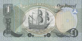Nordirland / Northern Ireland P.001a 1 Pound 1982 (1)