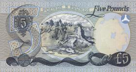 Nordirland / Northern Ireland P.006b 5 Pounds 1990 (1)