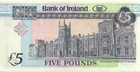 Nordirland / Northern Ireland P.070c 5 Pounds 1994 (1)