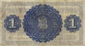 Nordirland / Northern Ireland, Northern Bank P.178a 1 Pound 1.8.1929 (3+)
