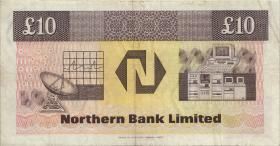 Nordirland / Northern Ireland P.194b 10 Pounds 1993 (3)