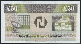 Nordirland / Northern Ireland P.196 50 Pounds 1996 (1)