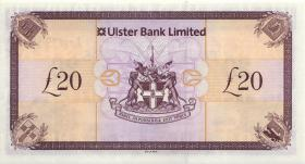 Nordirland / Northern Ireland P.342b 20 Pounds 2014 (1)