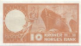 Norwegen / Norway P.31f 10 Kronen 1973 (1)