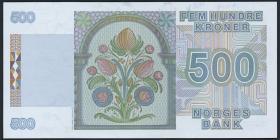 Norwegen / Norway P.44c 500 Kronen 1996 (1)