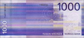 Norwegen / Norway P.neu 1000 Kronen 2019 (1)
