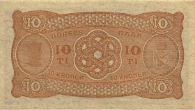 Norwegen / Norway P.08c 10 Kronen 1944 (2)