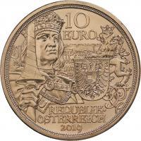 Österreich 10 Euro 2019 Ritterlichkeit prfr