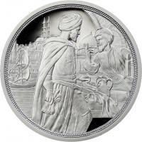 Österreich 10 Euro 2020 Standhaftigkeit Silber PP