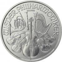 Österreich 1,5 Euro 2018 Philharmoniker (Unze)