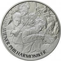 Österreich 20 Euro 2017 175 Jahre Wiener Philharmoniker PP