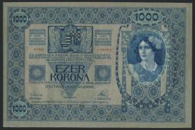 Österreich / Austria P.008a 1000 Kronen 1902 (1)