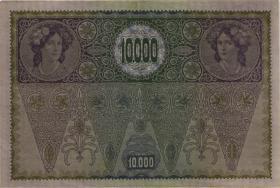 Österreich / Austria P.065 10000 Kronen 1918 (1919) (2)