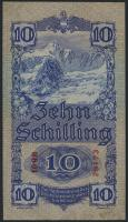 Österreich / Austria P.099a 10 Schilling 1933 (3+)