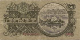 Österreich / Austria P.117 50 Schilling 1945 (3)