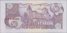 Österreich / Austria P.137 50 Schilling 1962 (1/1-)