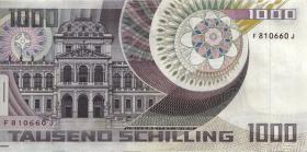 Österreich / Austria P.152 1000 Schilling 1983 (2)