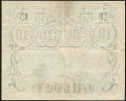 Österreich / Austria P.A089 10 Gulden 1863 (3)