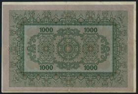 Österreich Donaustaat / Austria P.S155 1000 Kronen (1923-37) (3)