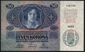 Österreich / Austria P.045 20 Kronen 1920 2.Auflage (1)