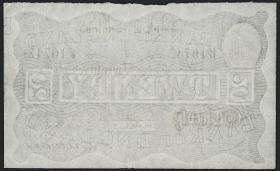 KZ Oranienburg 20 Pfund Fälschung 1933 (2)
