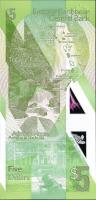 Ost Karibik / East Caribbean P.neu0 5 Dollars (2021) Polymer (1)