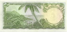 Ost Karibik / East Caribbean P.14l 5 Dollars (1965) (1)