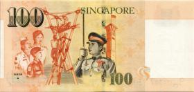 Singapur / Singapore P.50d 100 Dollars (2009) (1)