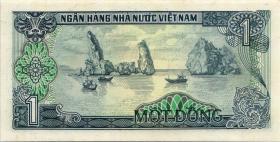 Vietnam / Viet Nam P.090s 1 Dong 1985 Specimen (1)