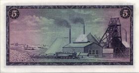 Südafrika / South Africa P.111b 5 Rand (1961-74) (Englisch) (1)
