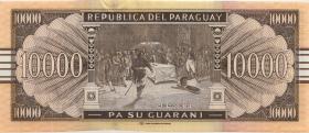 Paraguay P.224d 10000 Guaranies 2010 (1)