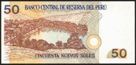 Peru P.160 50 Neue Soles 1995 (1)