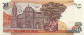 Philippinen / Philippines P.169e 10 Piso (1)