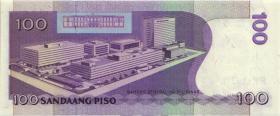 Philippinen / Philippines P.194a 100 Piso 2003 (1)