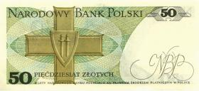 Polen / Poland P.142b1 50 Zlotych 1979 (1)